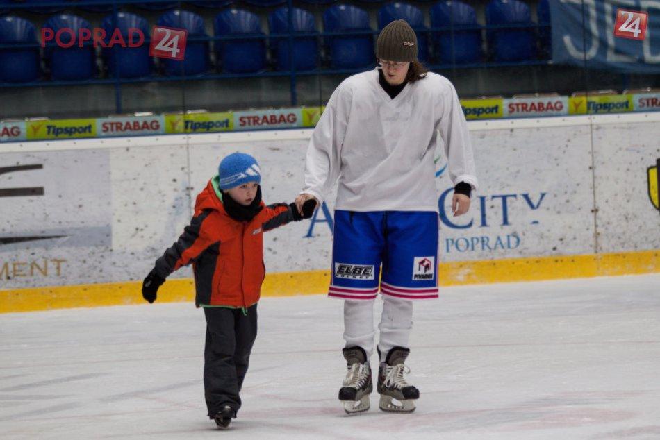 Mikuláš na ľade