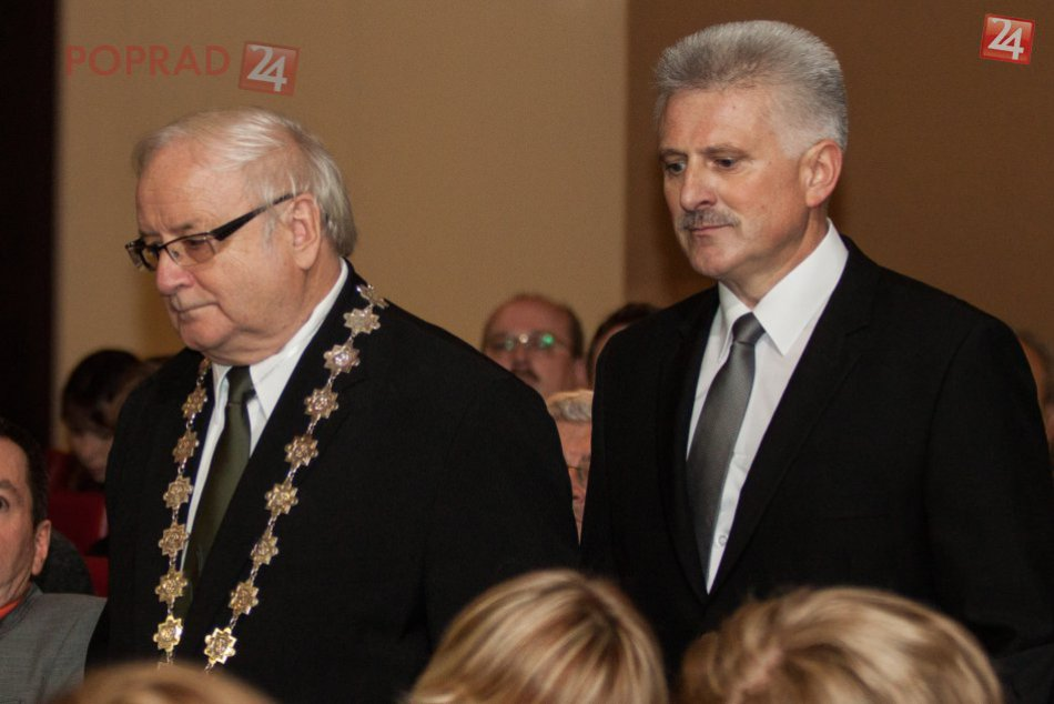 Primátorského úradu sa už ujal aj Miroslav Škvarek. Svit má byť v prvom rade o ľ
