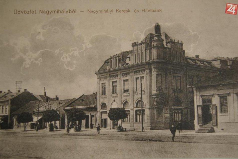 Michalovce na historických fotografiách