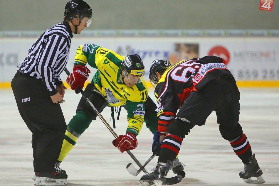 Bystrickí hokejisti doma vyškolili Žilinu