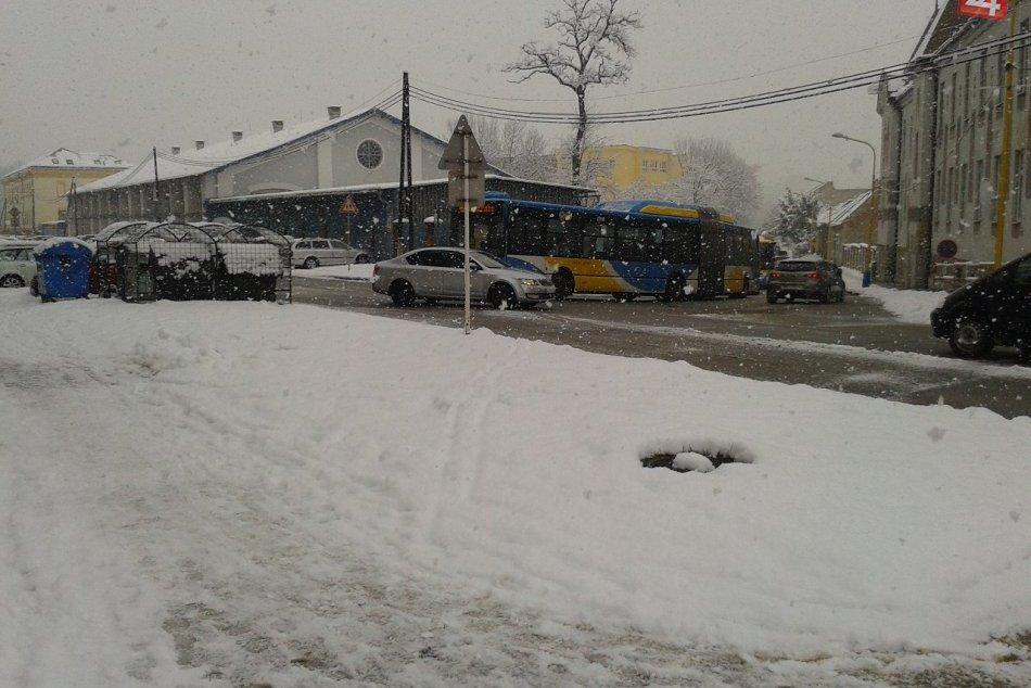 Vodičov otestovala nielen rekonštrukcia ale aj sneh