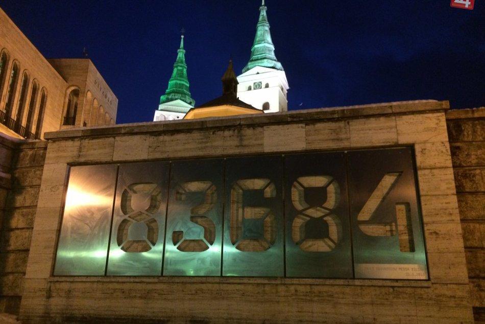 Vďaka Číselníku dostane balustráda pod Farskými schodmi v Žiline novú tvár