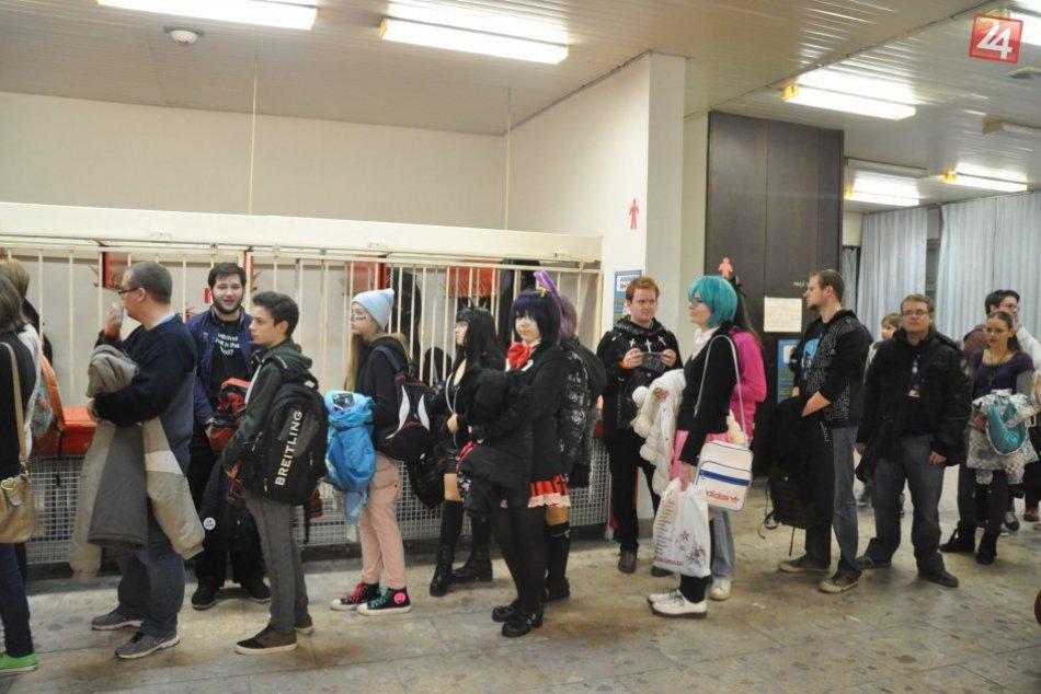AnimeSHOW 2015 a GAME EXPO 2015