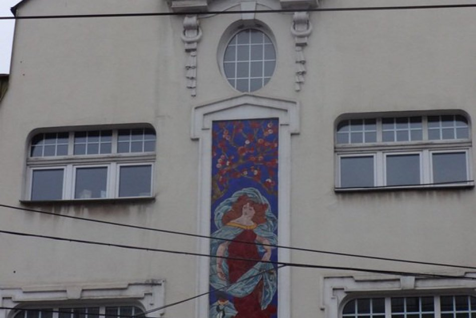 Úvodnou potulkou mestom Žilina bola prehliadka pre verejnosť Secesná romantika