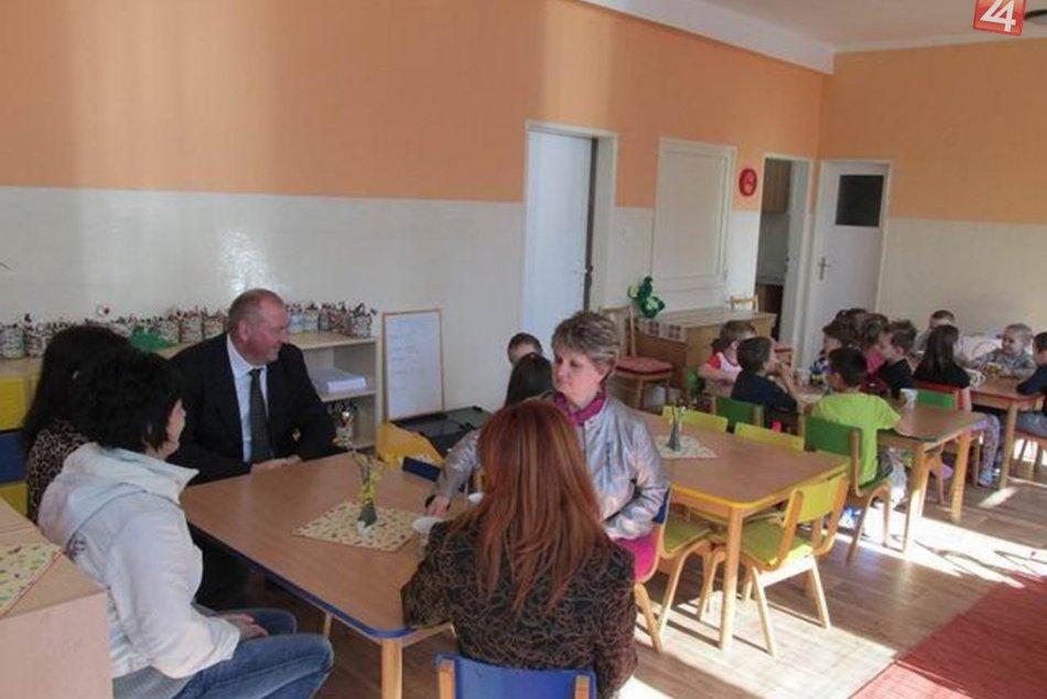 Deti prevzali nové priestory materskej školy