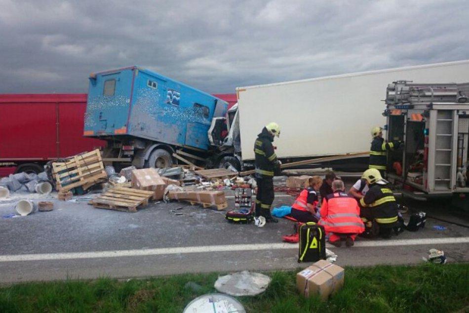 Tragická dopravná nehoda na Strečne
