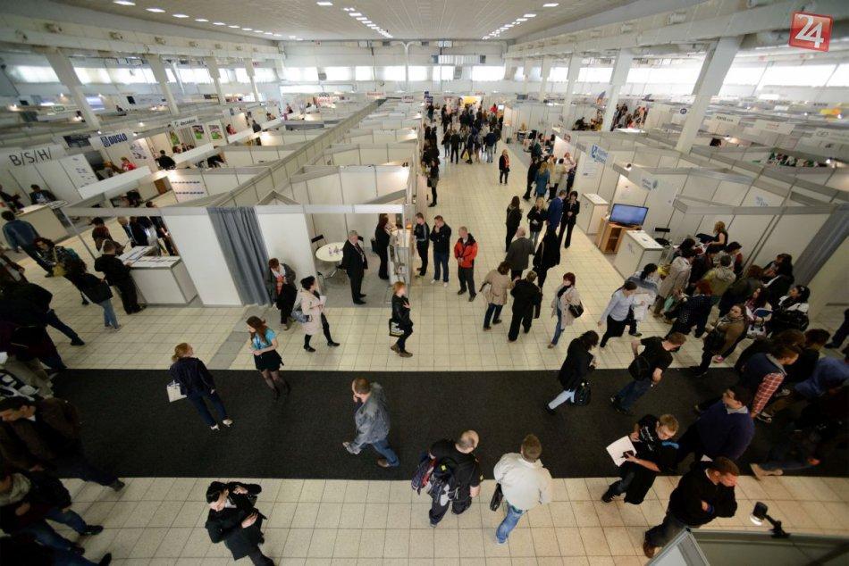 Job Expo je minulosťou: Na výstavisku ponúkalo prácu viac ako 160 zamestnávateľo