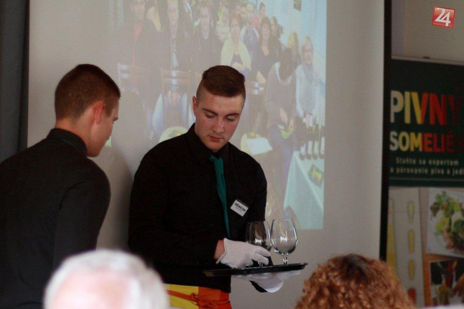 Praktické maturity kuchárov a čašníkov na Gos-Sk
