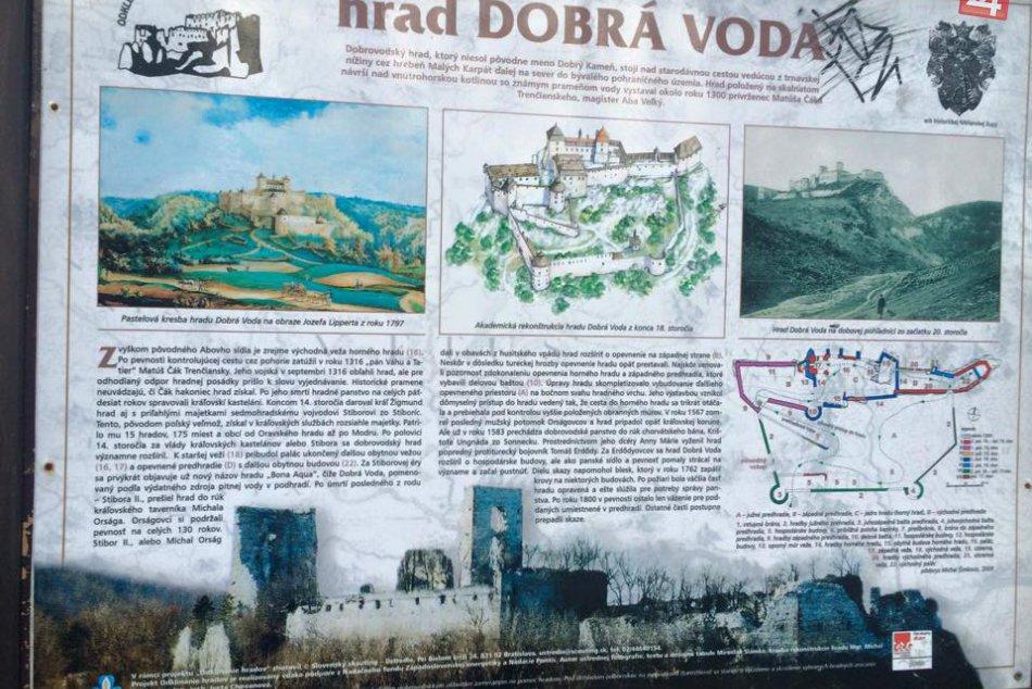 Kam cez víkend, radia Šaľania: Neďaleko Katarínky je aj Dobrá voda