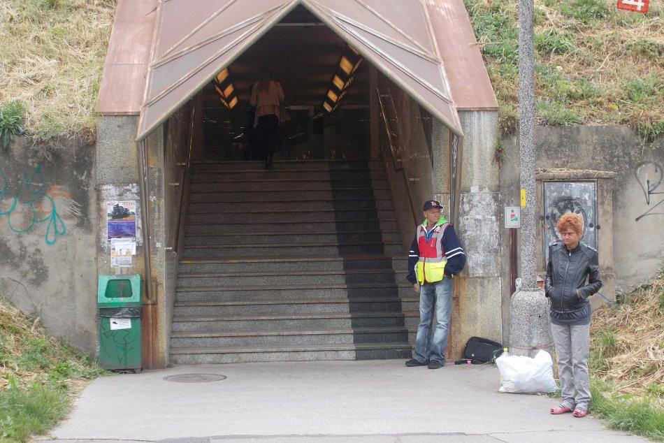 Vlaková stanica Vinohrady