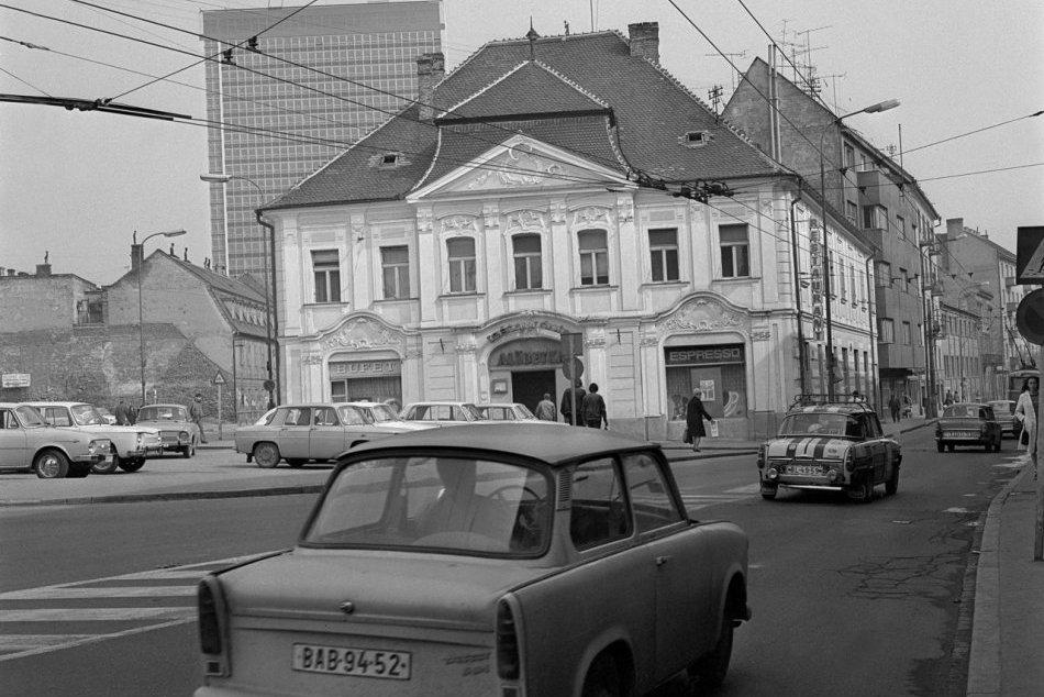 Staré Mesto kedysi