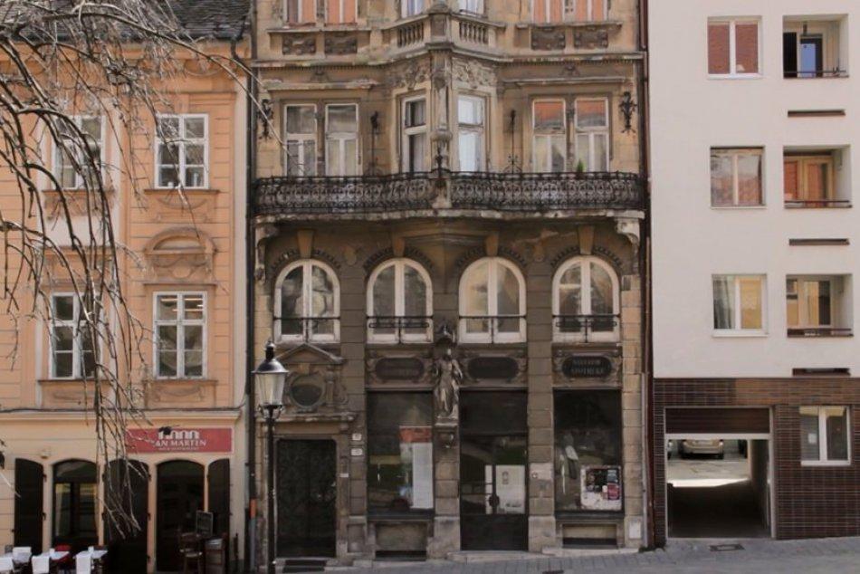 Lekáreň u Salvátora v Bratislave
