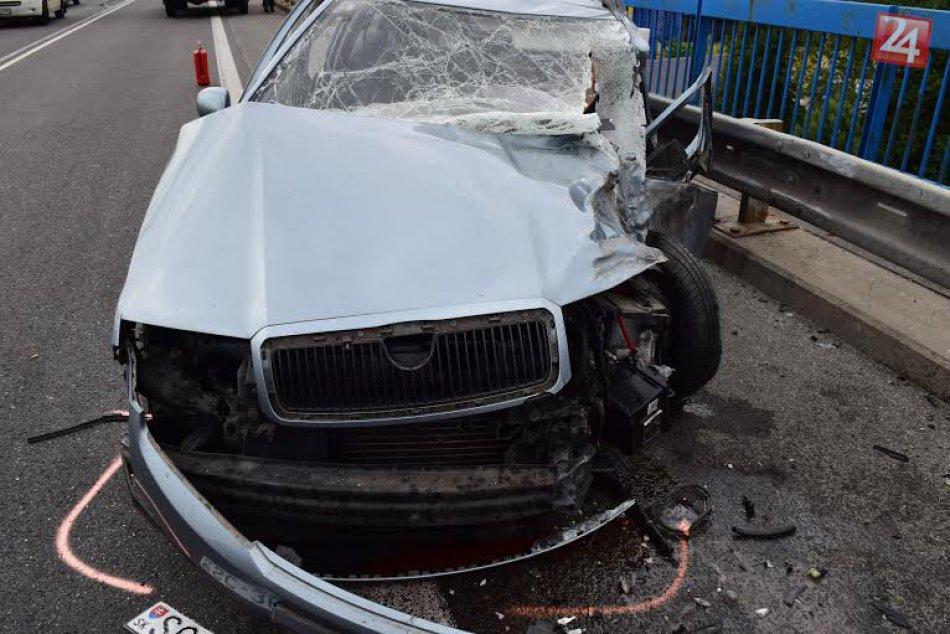 Nehoda pri Zvolene si vyžiadala život vodičky (†51) Fabie