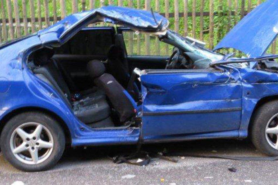 Vo Fačkove sa stala tragická dopravná nehoda