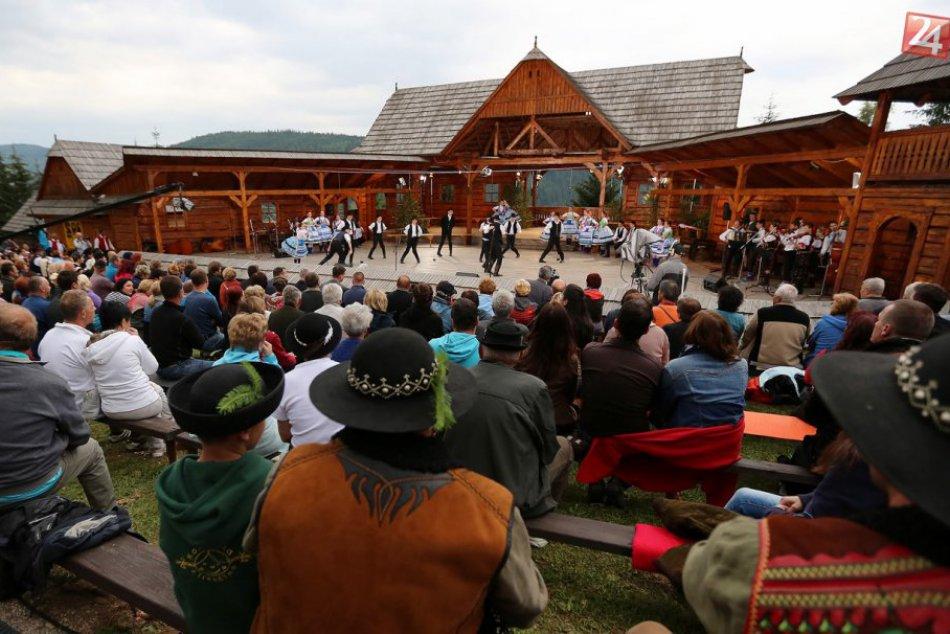 Tohtoročné Horehronské dni spevu a tanca na FOTKÁCH