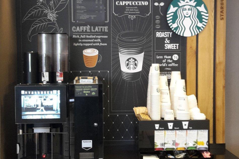 """""""Starbucks on the go"""""""