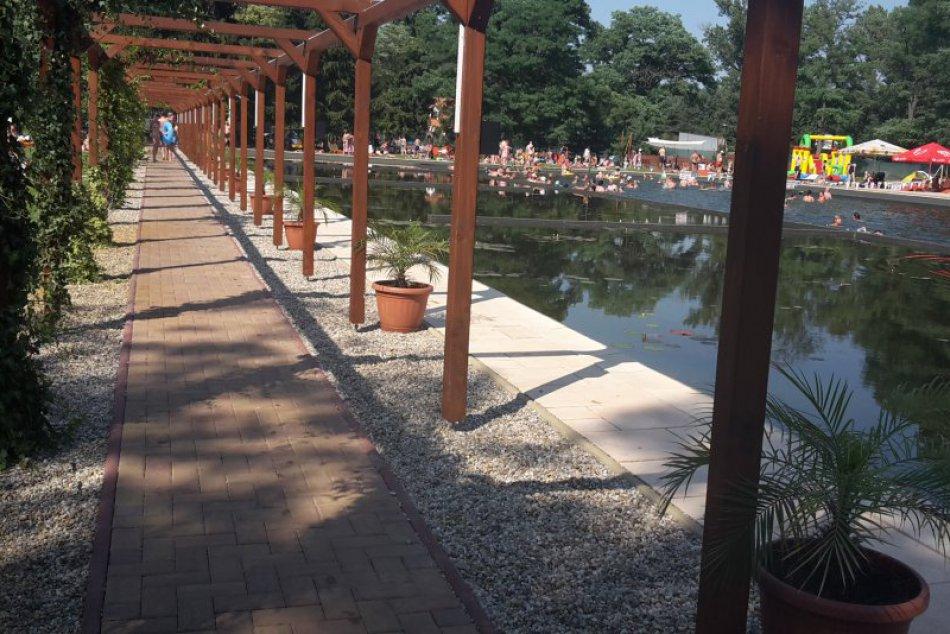 Bio bazén Borovica