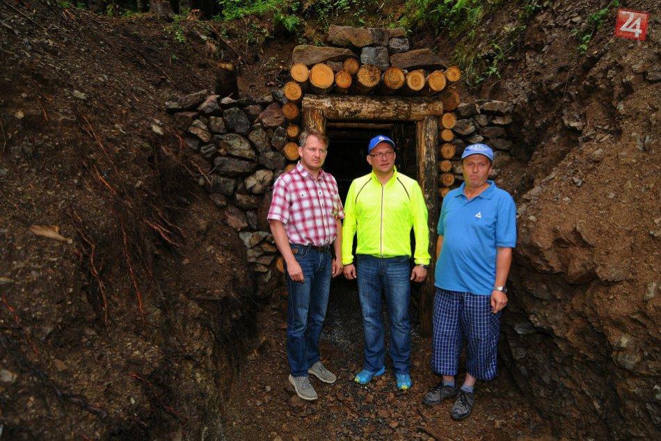 Banské dielo v Kvetnici zabezpečili proti odtekaniu spodných vôd