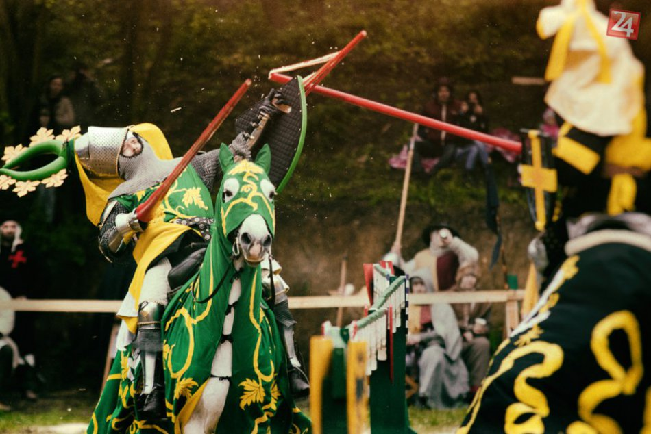 X. ročník Krásnohorských hradných hier