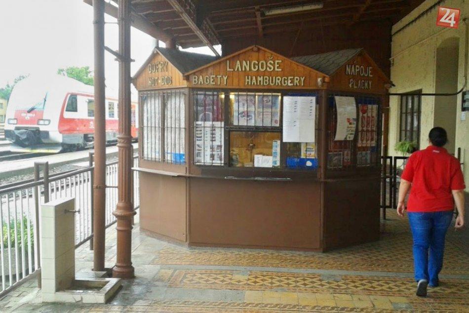 Nitrianska železničná stanica: TOTO uvidia turisti po vystúpení z vlaku