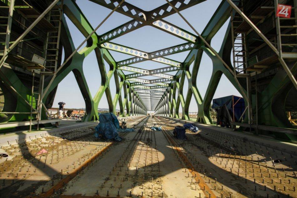 Nový Starý most obrazom