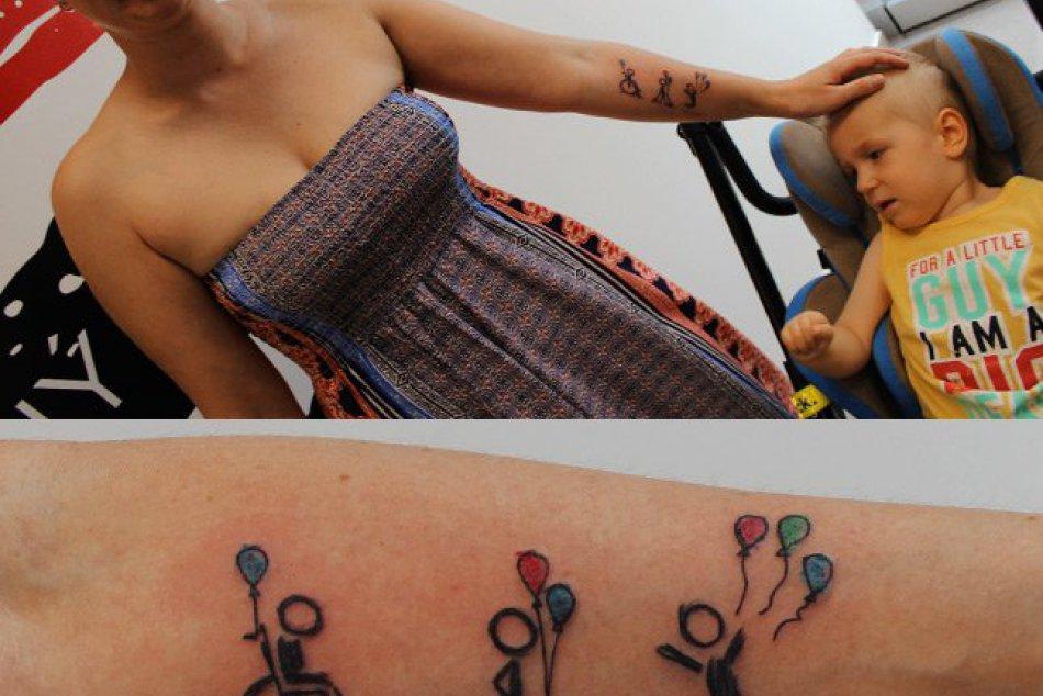 Životné príbehy ukryté v tetovaní od Dávida Hanca