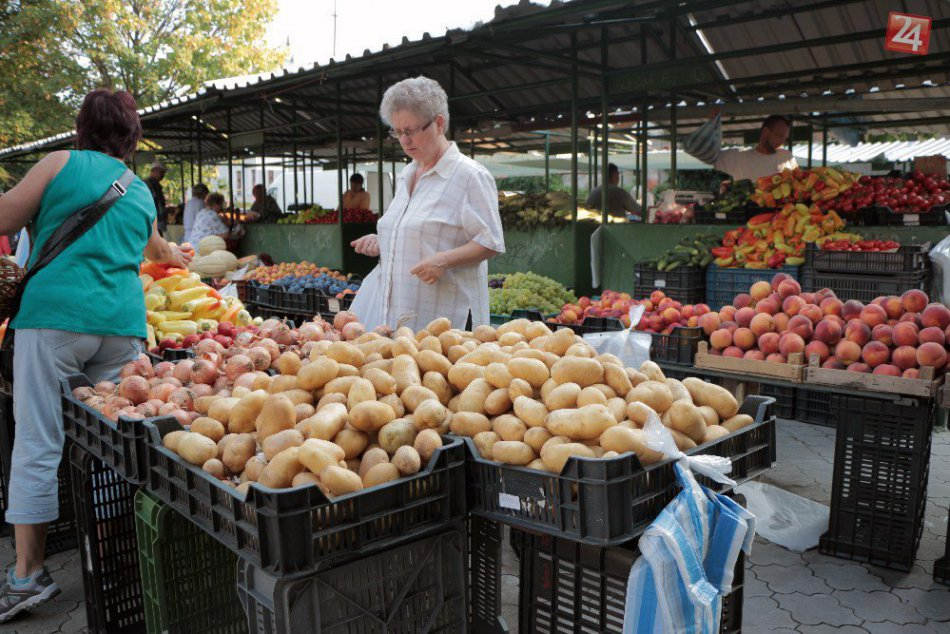Potraviny, nákup