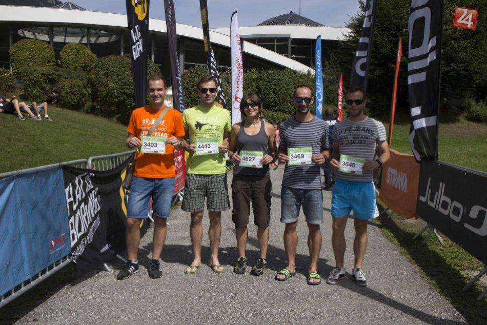 FOTO: Košičania sa predviedli na ultramaratóne vo Francúzsku!