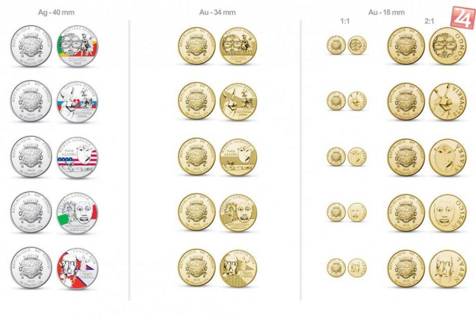 Takto vyzerajú unikátne mince, ktoré vznikajú v Kremnici