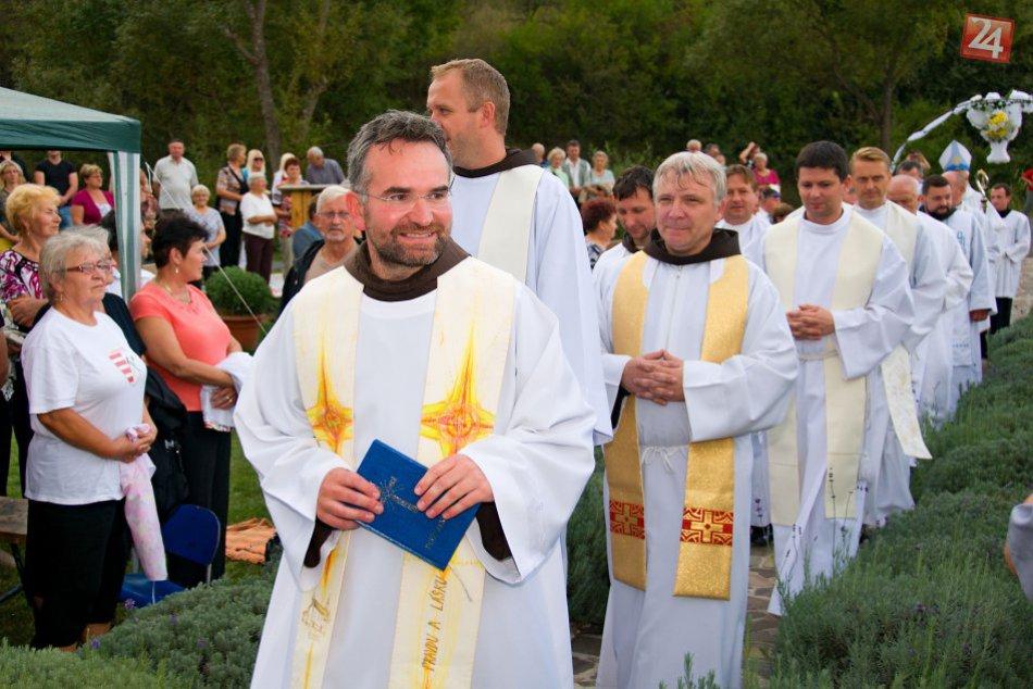Slávnostná svätá omša na Galambe