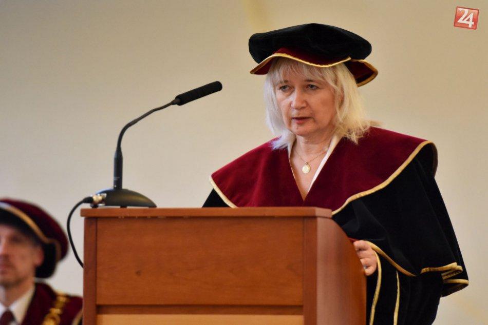 FOTO: Inaugurovali rektora Trnavskej univerzity