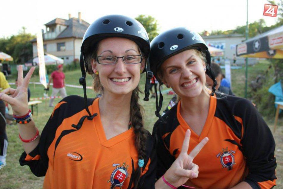 Svoj koníček milujú: Dobrovoľné hasičky z Trnavej Hory v akcii