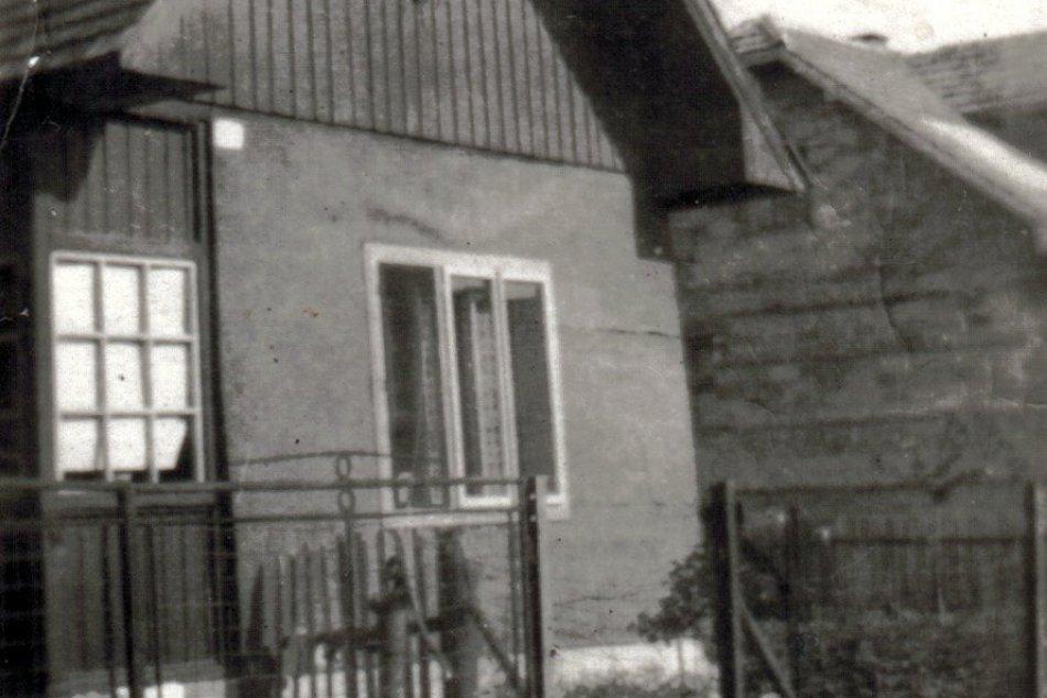 FOTO: Kysucká obec na dobových fotografiách