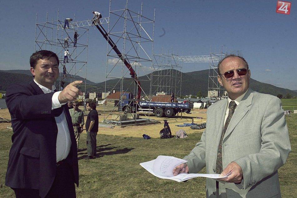 Pozrite si to v obrazoch: Návšteva pápeža Jána Pavla II. (2003)