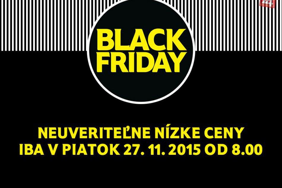 e855e9cbc2 Obľúbený Black Friday prichádza na Slovensko  Nákupy v Tescu so zľavami až  do 50