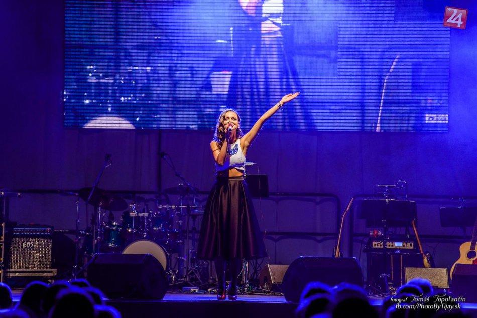 ROZHOVOR: Sympatická speváčka Nika Karch chystá v rodných Michaloviec viacnočný