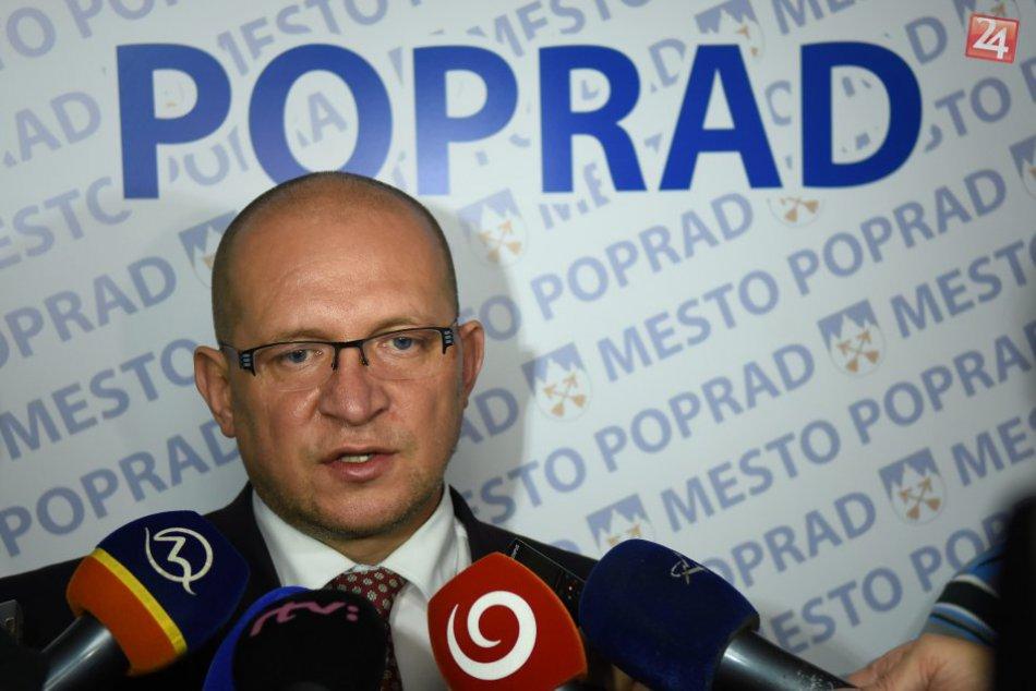 Švagerko zvolal správnu radu HK Poprad. Je pripravený aj na radikálny krok