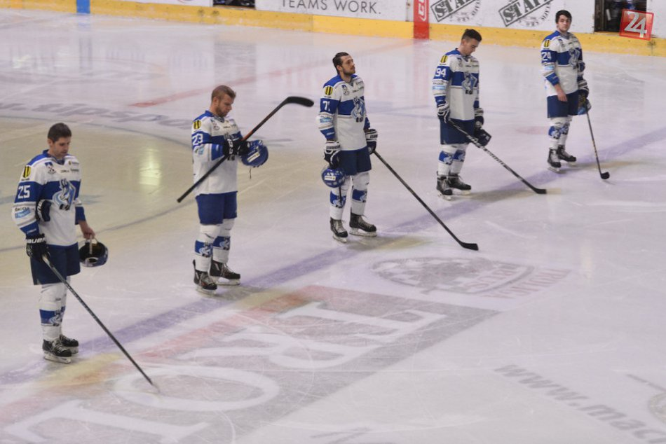 Naši hokejisti sa predviedli. Zápas proti Trenčínu zvládli na jednotku