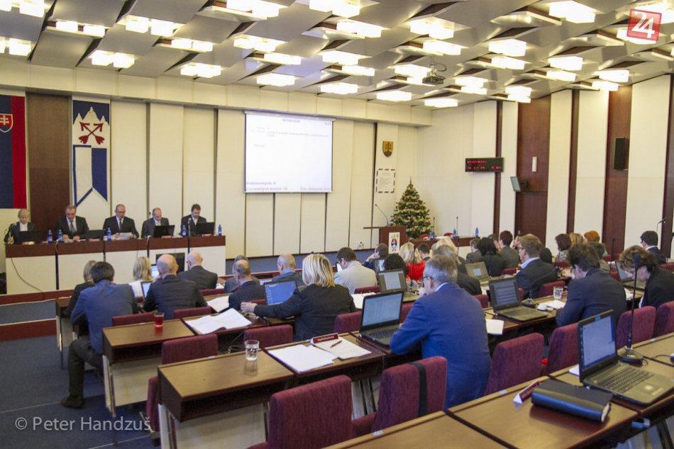 Rokovanie MsZ v Poprade 16. decembra 2015