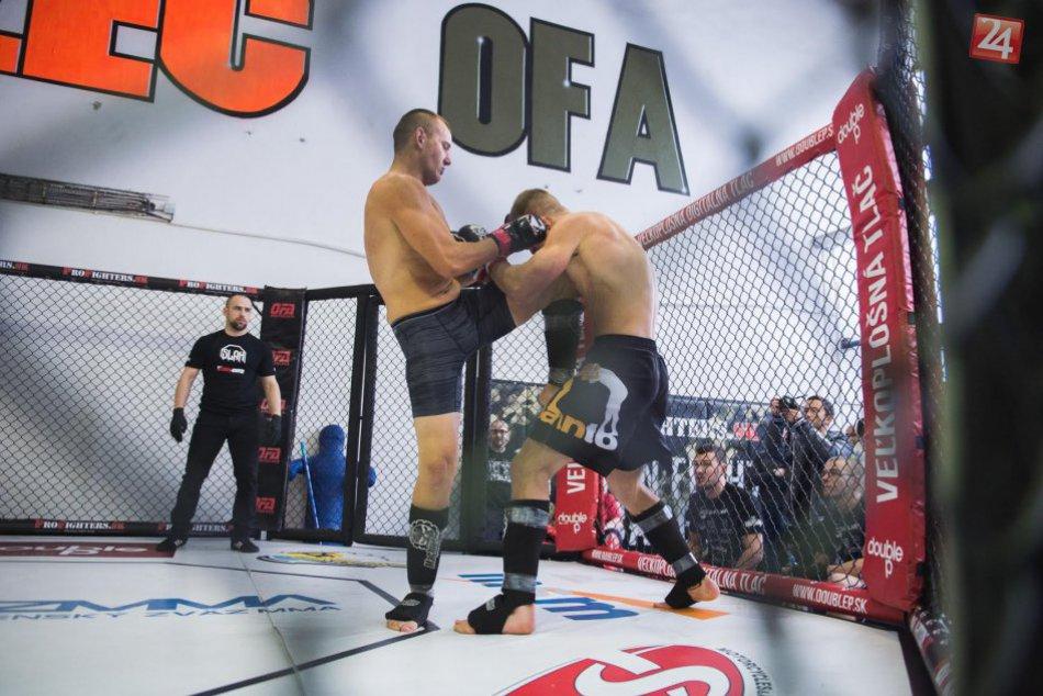 Úspech bystrických bojovníkov MMA v OBRAZOCH