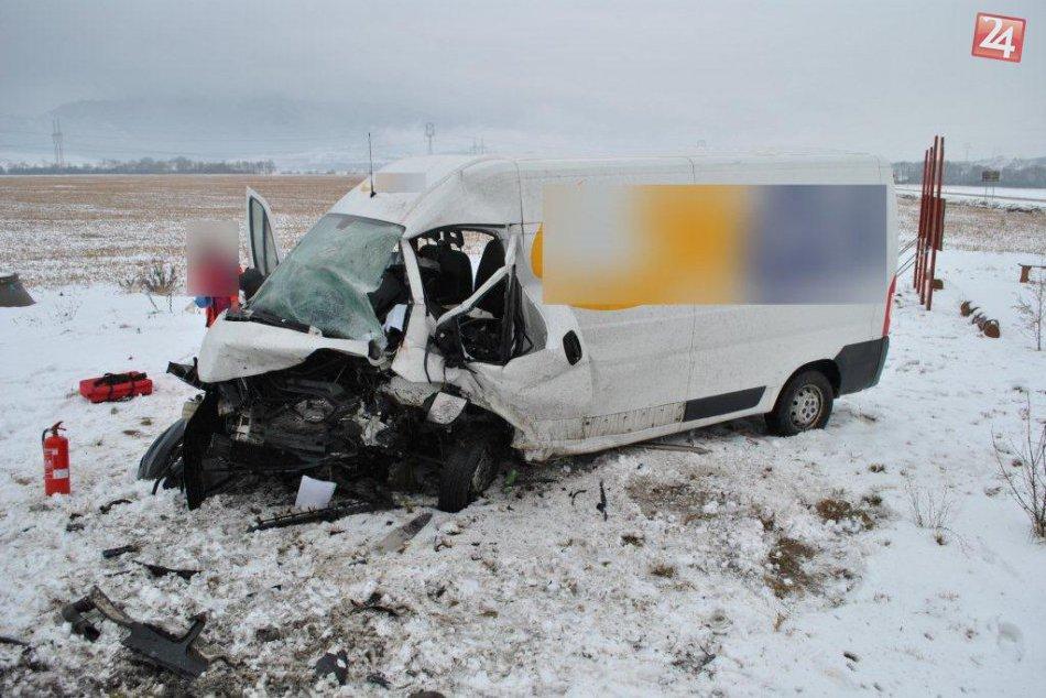 Tragédia na našich cestách: Čelná zrážka a smrť mladého vodiča (†26)!
