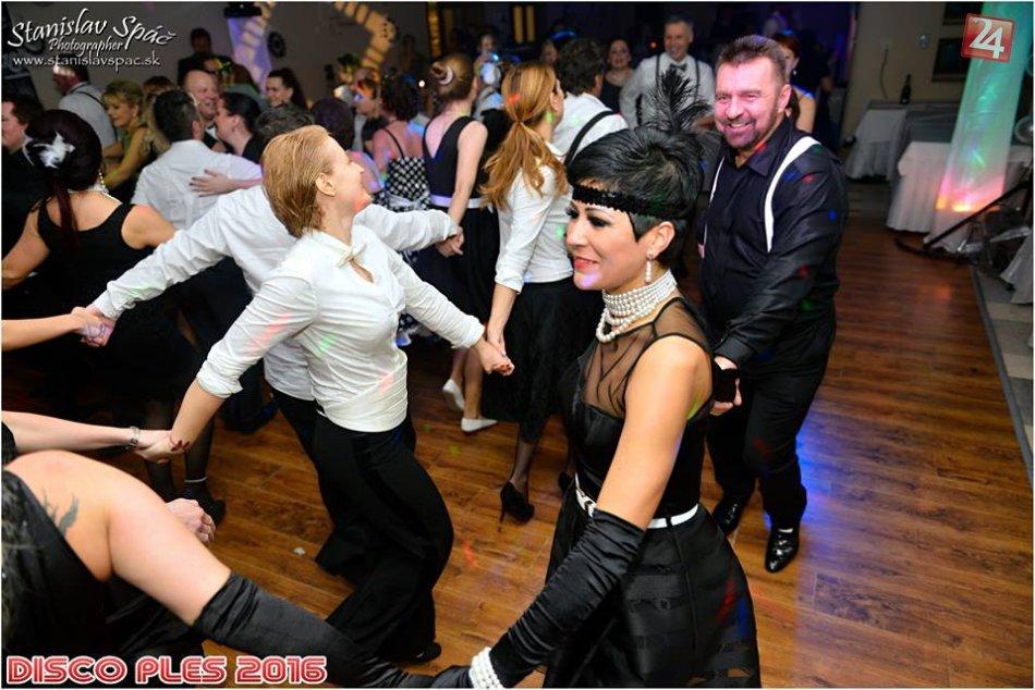 M-klubáci oživujú tradíciu: Ples v štýle 80-tych rokov