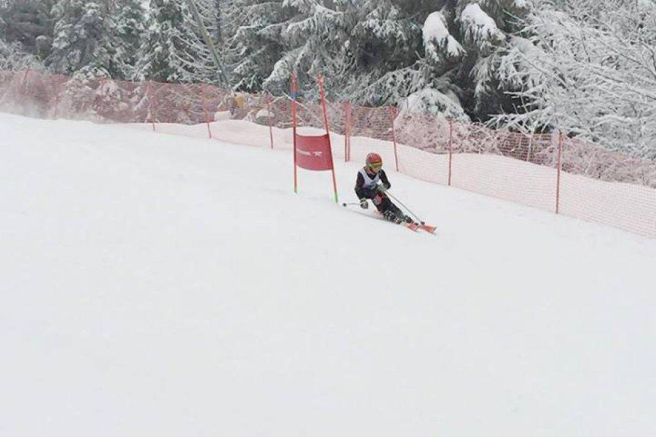 Mladí lyžiari z Brezna: Fotky hovoria samé za seba
