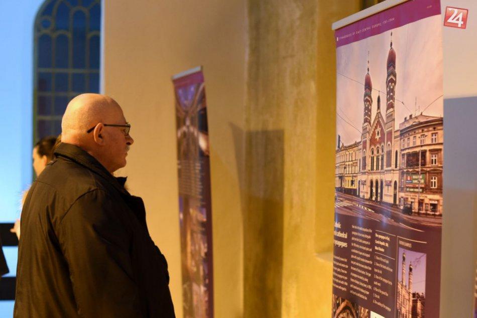 OBRAZOM: Synagóga – Centrum súčasného umenia v Trnave