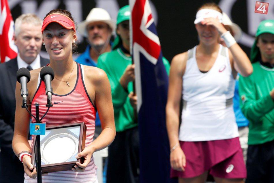 Tereza získala druhý titul na Australian Open