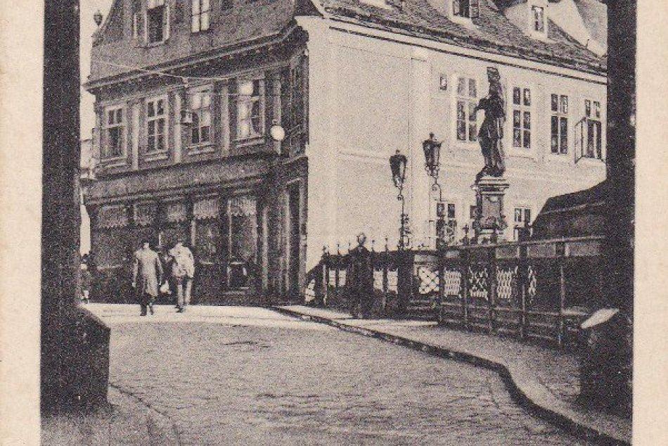 Staré Mesto na historických fotografiách
