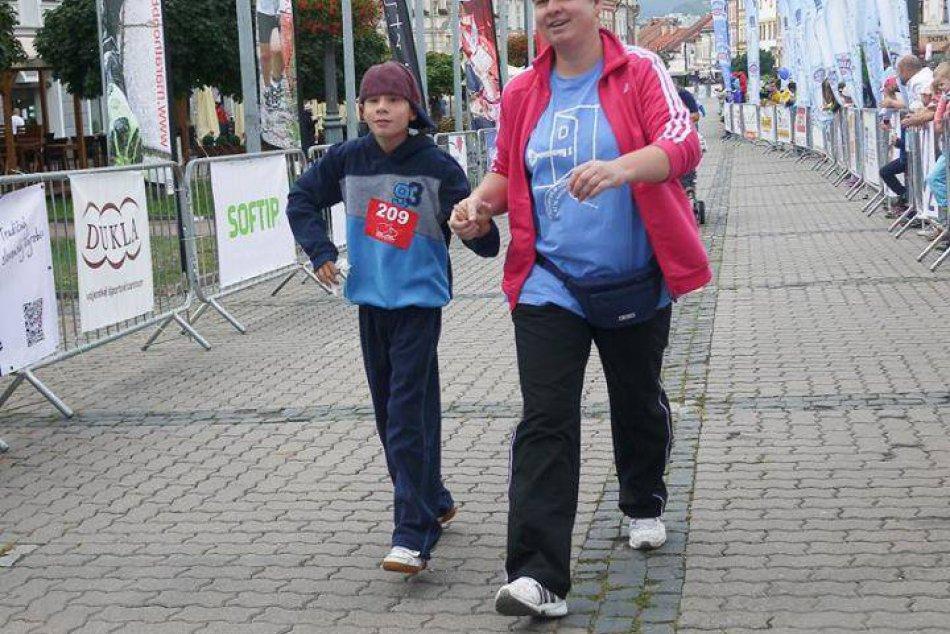 FOTO: Bystričanka šľachetne pomáha autistom