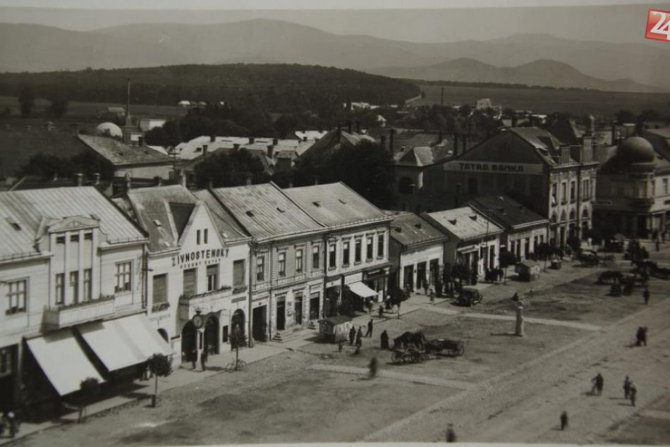 Michalovčania, pozrite si naše historické fotografie