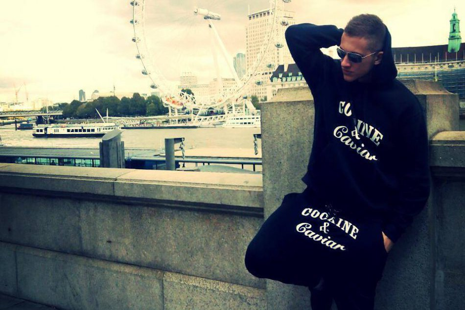 FOTO: Mladý Bystričan (19) za prácou odišiel do Anglicka