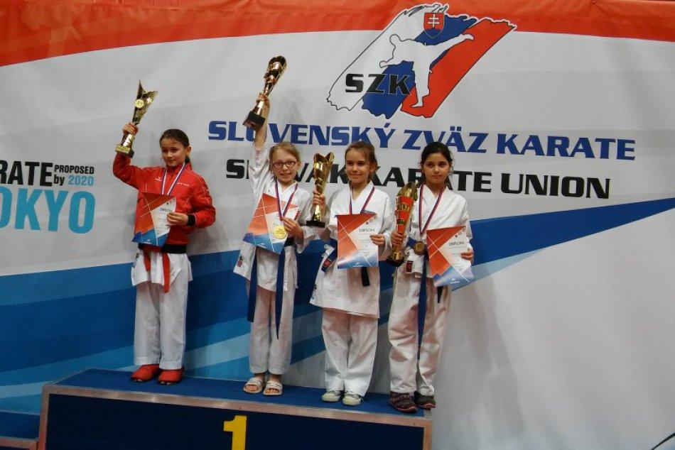 Popradčania úspešní aj na Grand Prix Slovakia. V Bratislave získal Shihan osem m